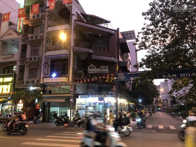 Bán tòa nhà MT khu Trần Quang Khải 4,2x22m 36,8 tỷ góc 3 mặt tiền, hầm 4 lầu mới. HĐ thuê 90 triệu ảnh 0
