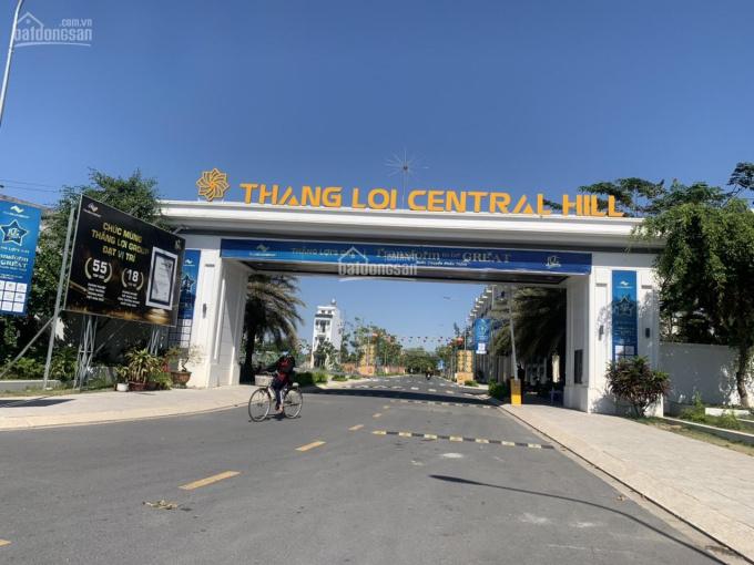 Bán BT KDC Thắng Lợi Central Hill, Bến Lức, Long An, dt 80m2, Sổ hồng riêng, giá 2.1 tỷ ảnh 0