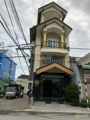 Bán nhà góc 3 mặt tiền đường Lộ Ngân Hàng (Trần Nam Phú), Phường An Khánh, Quận NK, TPCT ảnh 0