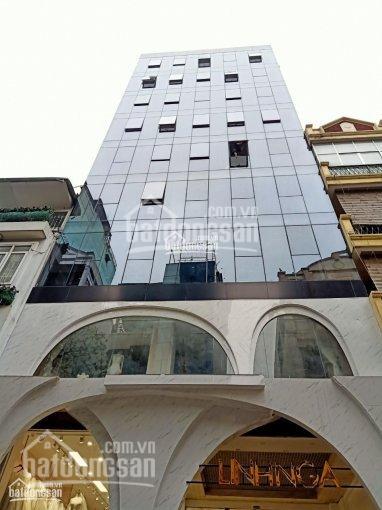 Bán nhà mặt phố Đoàn Trần Nghiệp, Hai Bà Trưng, sổ đỏ 250m2 xây 9 tầng có hầm mặt tiền 9m đẹp ảnh 0