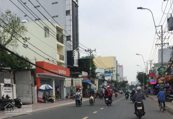Chủ nhà cần tiền bán gấp mặt tiền Nơ Trang Long 4x18m 1T 2L HĐ thuê tốt giá 18 tỷ. LH 0912381539 ảnh 0