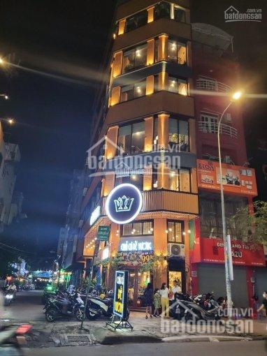 Bán nhà góc 2 mặt tiền đường lớn: Nguyễn Trãi, Quận 5. DT: 5.4m x 14m, 5 lầu đẹp, giá rẻ 26.5 tỷ ảnh 0