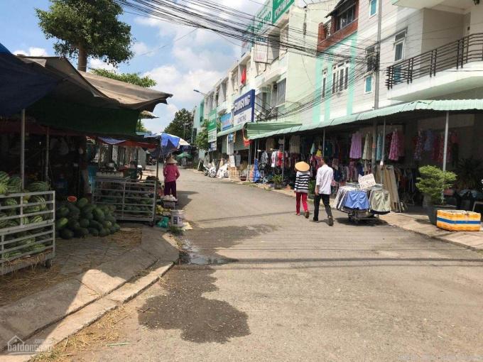Bán đất đối diện chợ Long Thọ, gần TGDĐ, ngay trục đường 25C, SHR, thổ cư, dân cư kín, tiện ích đủ ảnh 0