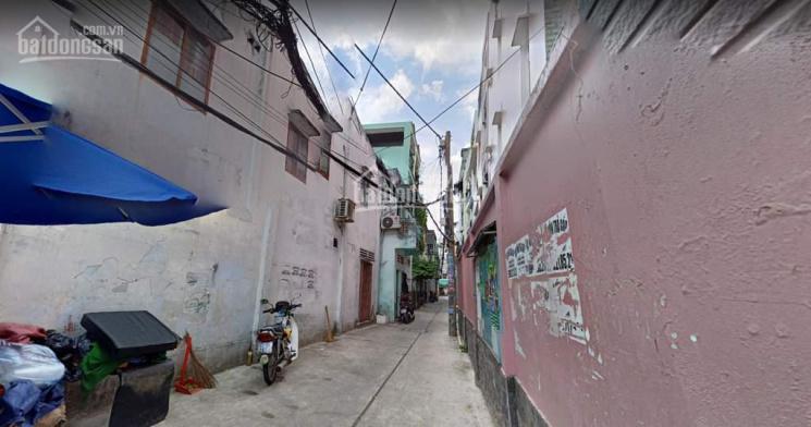 Bán khuôn đất đẹp (8.8 x 13m) Nguyễn Trãi Q1 chỉ 17,2 tỷ ảnh 0