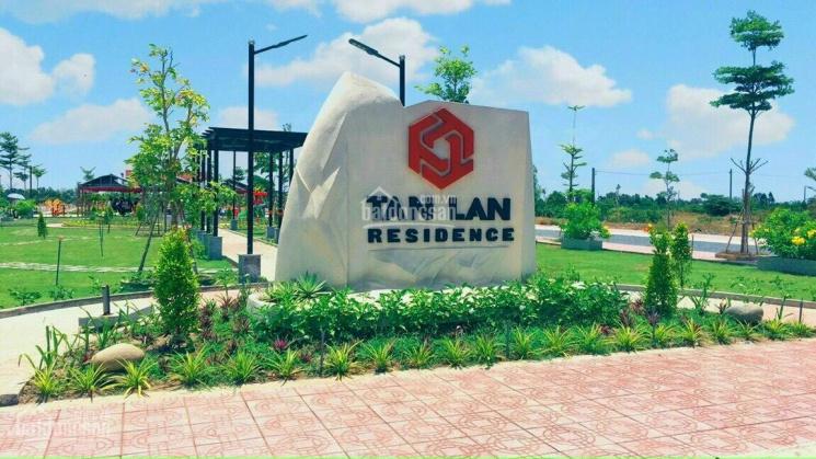 Bán gấp lô đất Tân Lân Residence Cần Đước mặt tiền QL50 giá có chiết khấu 90m2 0356343288 Bảo ảnh 0