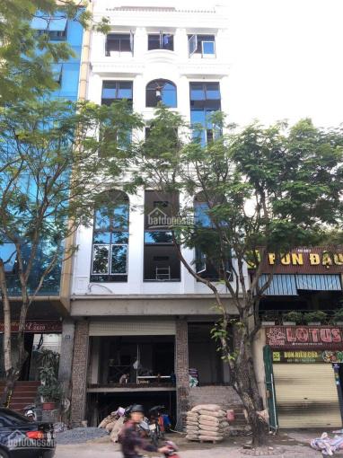 Chính chủ cho thuê nhà MP Nguyễn Khuyến DT 90m2*5T, MT 5m có vỉa hè rộng 8m, giá 35tr, 0977433269 ảnh 0
