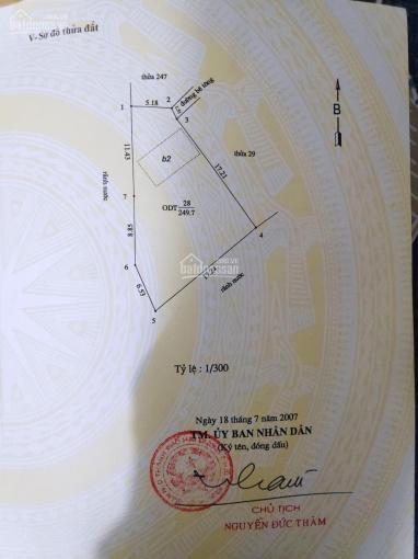Bán đất chính chủ 250m2 chỉ với 15tr/m2, Phường Hải Tân, thành phố Hải Dương, giáp ĐH Hải Dương CS2 ảnh 0