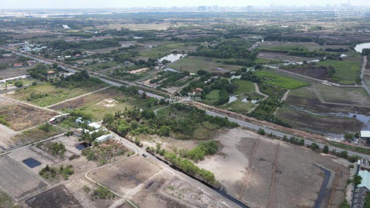 Bán lô đất 2 mặt tiền đường cầu Cát Lái, chủ cần tiền nên ra gấp, khả năng tăng trưởng cực kỳ cao ảnh 0
