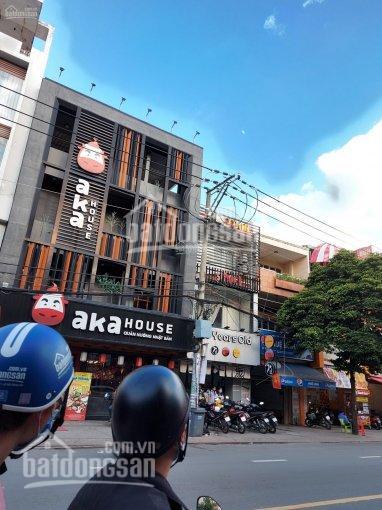 Cho thuê nhà mặt tiền Nguyễn Tri Phương, Quận 10, DT: 8x18m, hầm 3 tầng, giá 150 tr/th ảnh 0