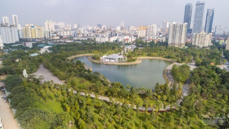Suất ngoại giao tầng 20, 21 căn hộ 3 phòng ngủ 1 đa năng, view công viên Cầu Giấy vào tên trực tiếp ảnh 0