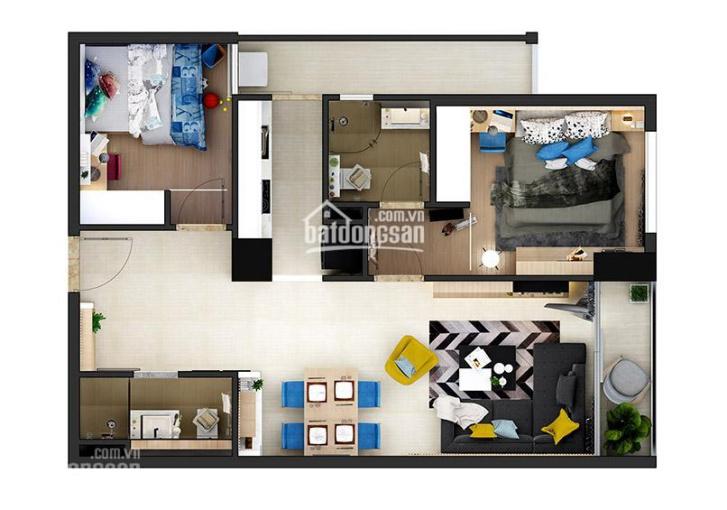 Mua bán căn hộ chung cư Rivera Park Sài Gòn, Q10, 2PN, tặng nội thất, chủ nhà dễ tính, LH: 24/7 ảnh 0