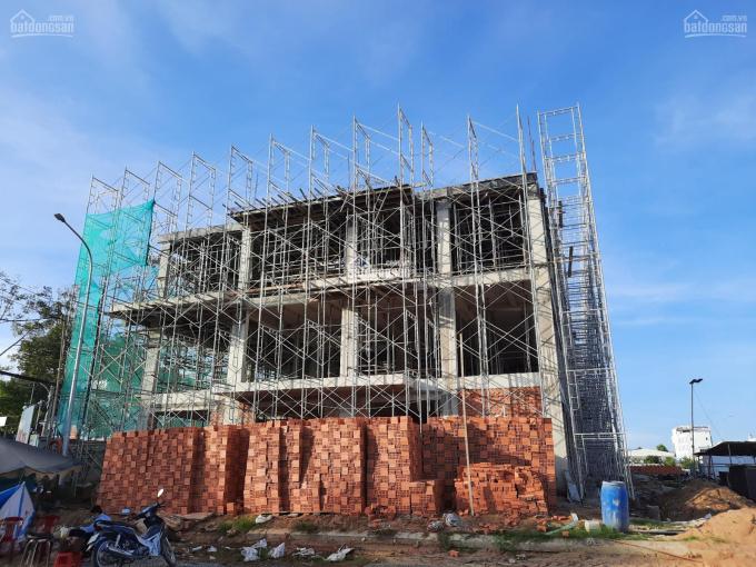 Bán nhà DT 100m2 mặt tiền lộ giới 26m, ngay trung tâm thành phố Trà Vinh ảnh 0