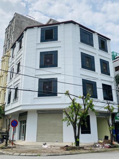 Nhà 3 mặt tiền lô góc phố Quang Trung 100m2 SĐCC ảnh 0