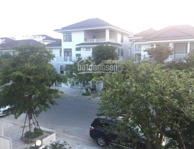 Chào bán biệt thự 3 tầng sát sông Hàn, khu làng châu Âu Euro Villa 1, giá siêu đầu tư ảnh 0