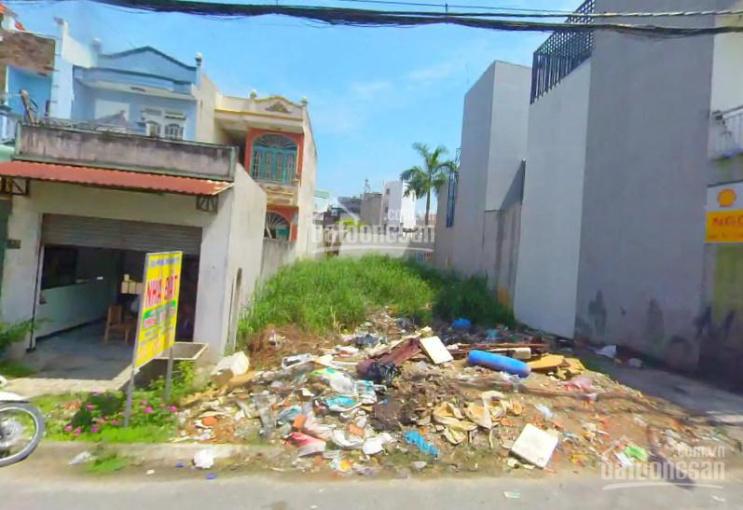 Cần bán đất mặt tiền đường Nguyễn Thị Đành - Xuân Thới Sơn, sổ hồng riêng, diện tích 80m2, giá TL ảnh 0