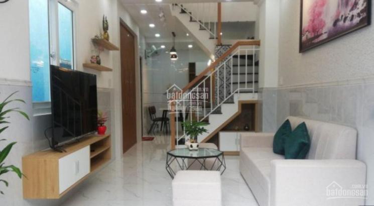 Cần bán nhà đường Phan Văn Hân, cạnh đại học Thủy Lợi, DT 50.7m2 - LH 0772 795 091 Đào ảnh 0