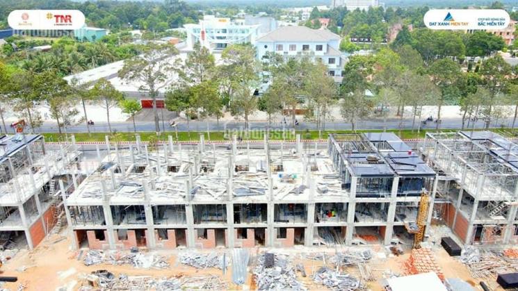 Bể nợ bán nhà mặt tiền 100m2, giá chỉ 3.2 tỷ thành phố Trà Vinh ảnh 0
