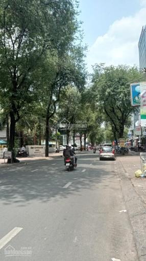 Nhà mặt tiền đường Võ Văn Tần, P6, Quận 3, 4.11x19.2m CN 78 m2, trệt 2 tầng, 41 tỷ TL ảnh 0
