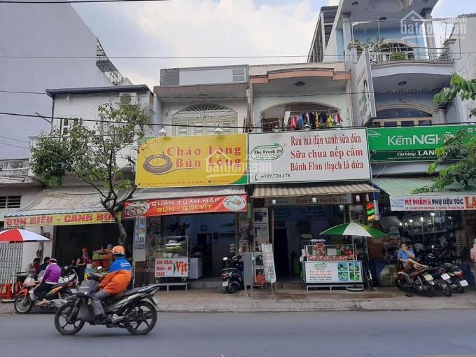 Mặt tiền kinh doanh: Dương Văn Dương (4.1mx16m), 1 lầu, P. Tân Quý, Q. Tân Quý ảnh 0