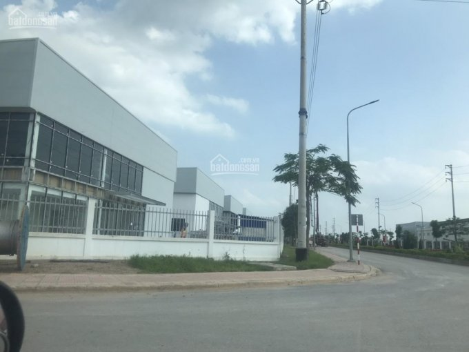 Lô đất 10ha KCN Hoà Phú Bắc Giang, bàn giao hạ tầng tháng 8, trực tiếp CĐT ảnh 0
