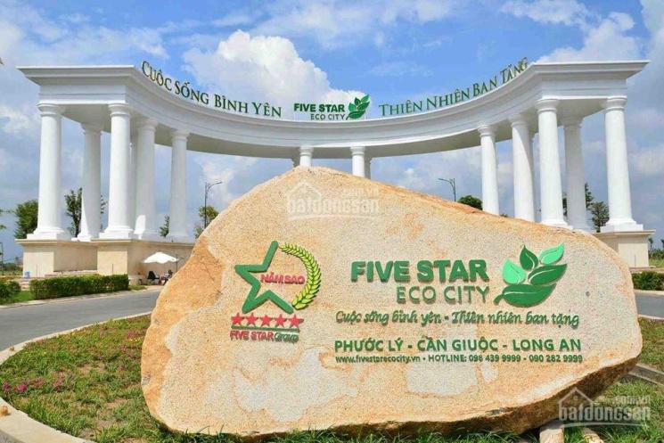 Mua đất vàng KĐT Five Star Eco City giá tốt tại thời điểm Covid cho mọi khách hàng, 0939.938.968 ảnh 0