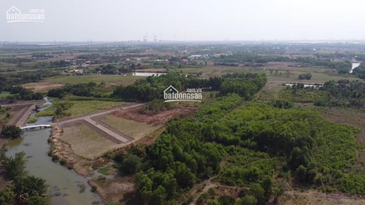 Mặt sông, view sông, rạch lớn nhỏ, giá chỉ trên 1tr/m2 đất đường xe hơi sổ hồng riêng, 0981666942 ảnh 0