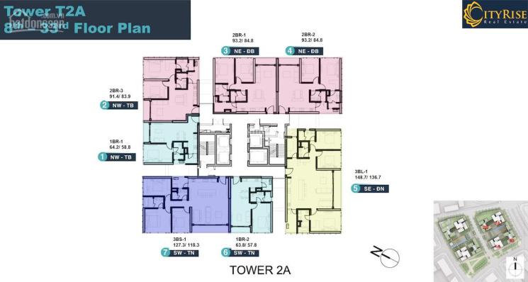 Bán căn hộ Empire Thủ Thiêm, Q2 suất spa. 3 phòng ngủ + 1 phòng ngủ nhỏ ảnh 0