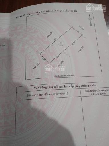 Bán đất xã Hưng Lộc, đối diện trường cao đẳng kinh tế ảnh 0
