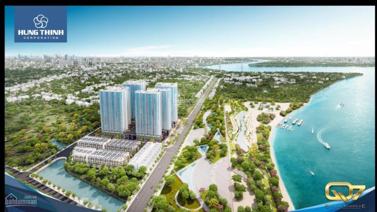 Cần bán căn 2PN dự án Q7 SaiGon Riverside nhận nhà quý 2/2022. Liên hệ 0935436677 ảnh 0