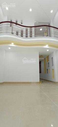 Bán nhà 1 trệt 1 lửng 2 lầu hẻm xe hơi đường Huỳnh Văn Nghệ, Phường 12, DT 4.5 X16.5m, giá 6,6 tỷ ảnh 0