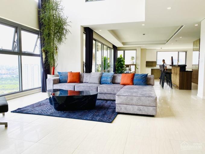 Siêu phẩm căn duplex 3 phòng (309m2) Đảo Kim Cương - Nhìn sông SG + Q1 cực đẹp, giá 30 tỷ ảnh 0