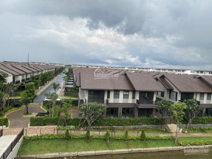 Biệt thự cửa ngõ Sài Gòn, khu biệt lập đẳng cấp, 3 mặt giáp sông, giá bằng căn hộ 100m tại Sài Gòn ảnh 0