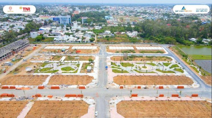Đất nền thành phố Trà Vinh - TNR Amaluna ảnh 0