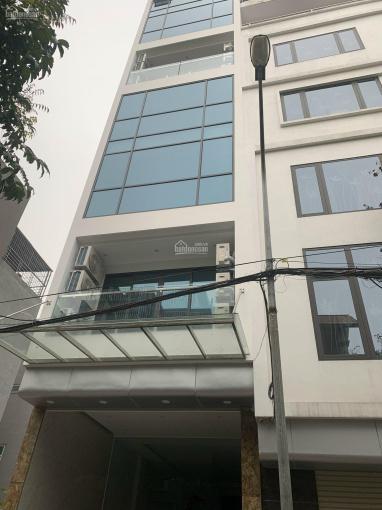 Cho thuê nhà phố Quang Trung, Hà Đông diện tích 85m2, 5 tầng, mặt tiền 5,5m thông sàn, giá 50tr ảnh 0