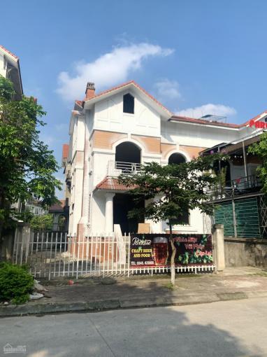 Cần bán biệt thự khu A Geleximco 240m2 mặt phố Lê Trọng Tấn, Nam An Khánh vị trí cực đẹp giá tốt ảnh 0