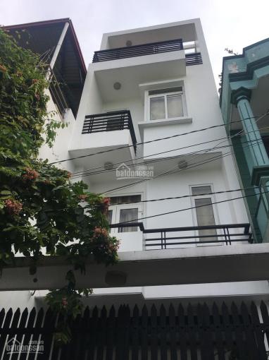 Bán nhà khu bàn cờ đường nhựa vỉa hè Phạm Huy Thông, P7, Gò Vấp 5x20m 1 trệt 2 lầu, giá 8,5 tỷ ảnh 0