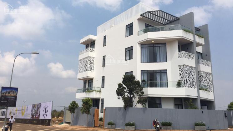 Bán nhà phố liên kế Tesla tại dự án Thành Phố Cà Phê - TP. Buôn Ma Thuột, Đắk Lắk ảnh 0