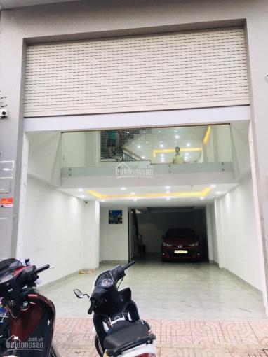 Nhà Phú Thọ Hòa, 4 lầu, sân thượng, mới 100%, full máy lạnh ảnh 0