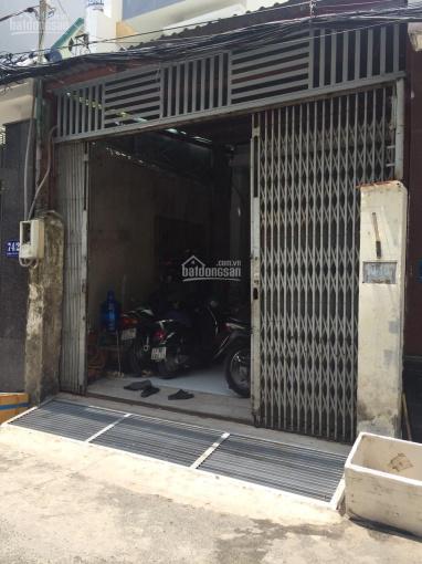 Bán nhà hẻm xe hơi tránh nhau 7m đường Tân Sơn, P12, Gò Vấp. DT 4X19 70.2m2, 6.4 tỷ TL, 0935195578 ảnh 0
