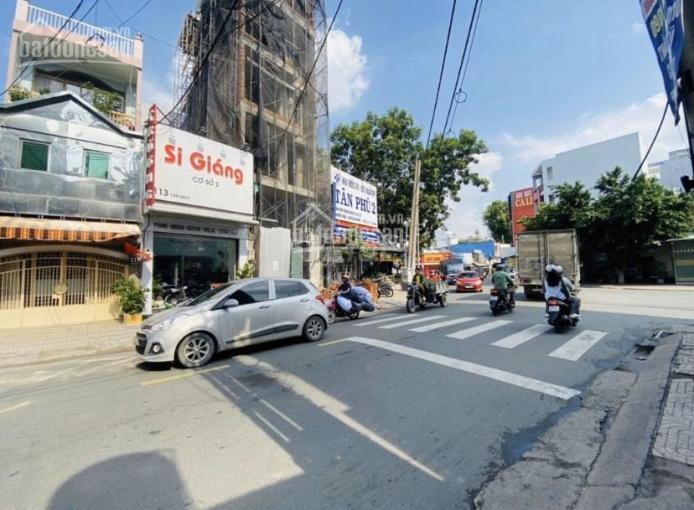 Bán đất sổ sẵn, MT Quang Trung, Hiệp Phú, Q9, 80m2(5x16m) gần trường Hoa Lư 0943322354 ảnh 0