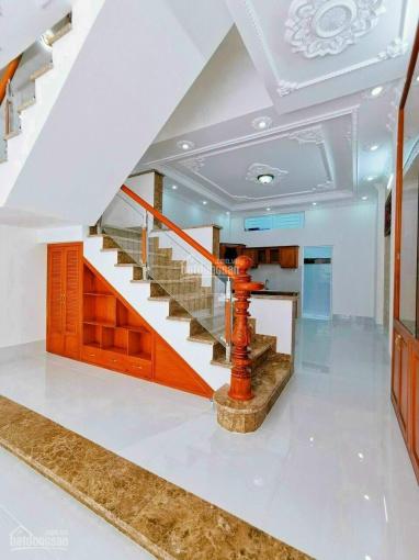 Kẹt tiền bán thu hồi vốn nhà 2 lầu mặt tiền đường Phan Huy Chú, nhà mới cao cấp ảnh 0