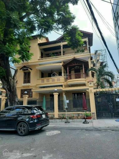 Bán biệt thự 336m2(18x20)căn góc 3 mặt tiền Nguyễn Văn Trỗi - Huỳnh Văn Bánh, P12, Phú Nhuận 115 tỷ ảnh 0