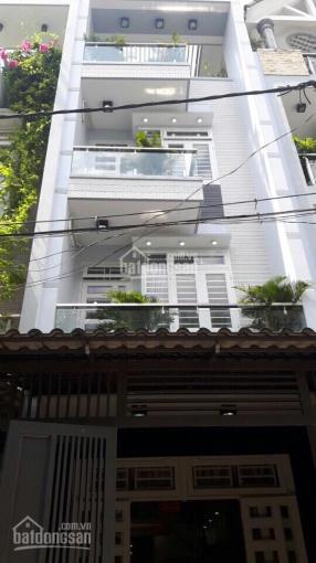 Bán nhà đường Quang Trung, P. 10, hẻm nhựa 6m. DT: 4x20 nhà đẹp 3 lầu, giá: 7.2 tỷ ảnh 0