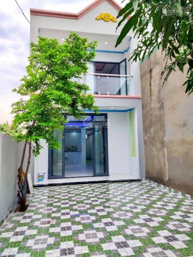 Nhà lầu mới đẹp ngay chợ Thanh Hoá, phường Trảng Dài, 125m2, cách chợ Thanh Hoá chỉ 200m ảnh 0