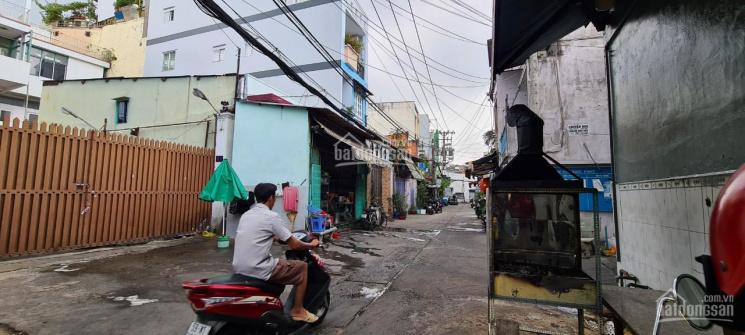 Bán nhà đường 100 Bình Thới, Quận 11, TP Hồ Chí Minh, DT 819m2, đất ở lâu dài, giá chỉ 52,6 tỷ ảnh 0