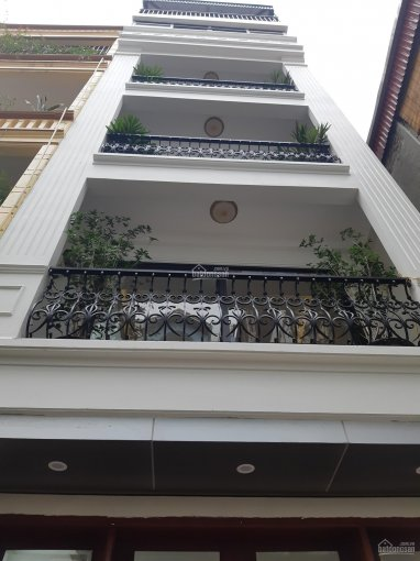 Bán nhà kinh doanh, ô tô, thang máy phố Nguyễn Khánh Toàn 70m2 x 6 tầng MT 5,5m. Giá 13.6 tỷ ảnh 0