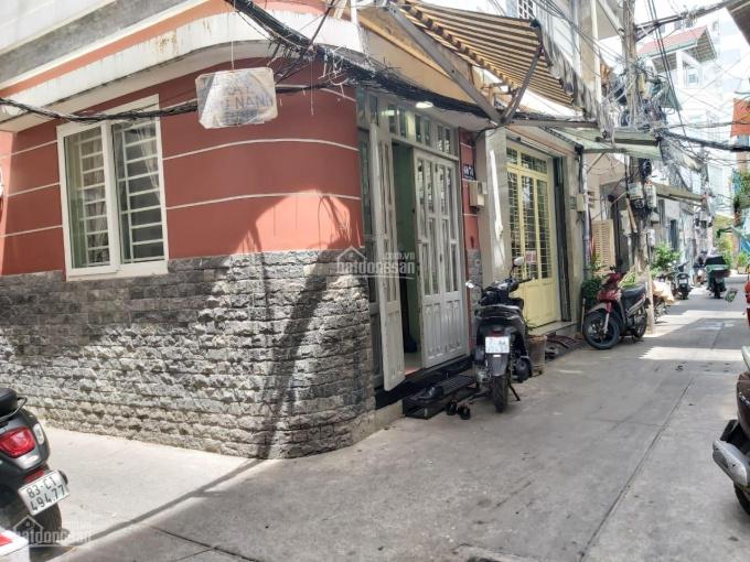 Bán nhanh nhà ĐC: 68 Đường Trần Quang Khải, Tân Định, Quận 1 đường ô tô ngang nhà giá: 9 tỷ 4 ảnh 0