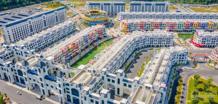 Cần bán Shophouse của dự án Grand World Phú Quốc Vinpearl Phú Quốc ảnh 0