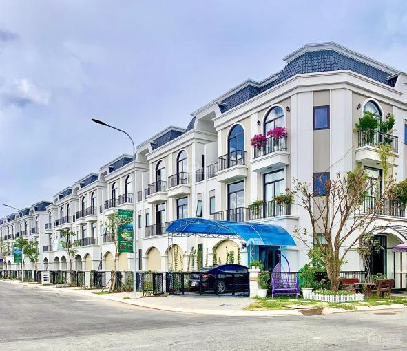 Bán nhà Lavilla căn góc 2 mặt tiền đường chính + tặng gói nội thất 600 triệu + trả góp 52 tháng ảnh 0