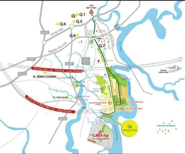 Chính chủ cần bán đất dự án Harbour View Hiệp Phước giá tốt nhất thị trường. LH: 0901852572 gặp Tín ảnh 0